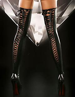 Női Combfix Közepes vastagságú,Poliuretán