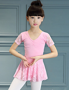 Devrions-nous ballet dance dress children splicing 1 piece