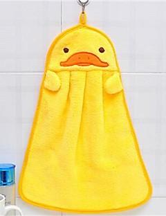 Hånd håndklædeSolid Høj kvalitet 100% Koral Fleece Håndklæde