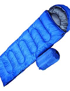 Saco de dormir Tipo Múmia Solteiro (L150 cm x C200 cm) 20 Algodão75 Campismo Viajar Mantenha Quente