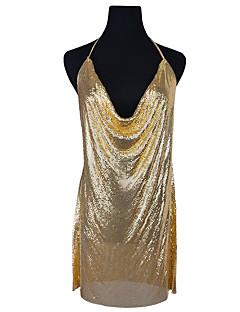 Dames Lichaamssieraden Body Chain / Belly Chain Modieus Met de hand gemaakt Aluminium Sieraden Voor Evenement/Feest Club
