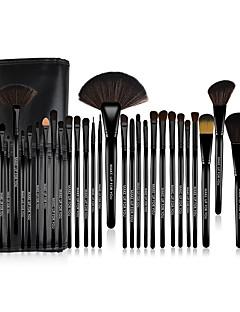 Make-up For You® 32ks profesionální sada štětců na korektor, make up, pudr, stíny, řasy, obočí, rtěnku
