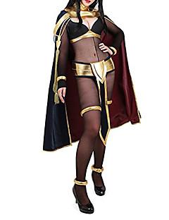 Inspireret af Fire Emblem Cosplay video Spil Cosplay Kostumer Cosplay Kostumer Ruder Langærmet Talje Tilbehør Kappe Zentai