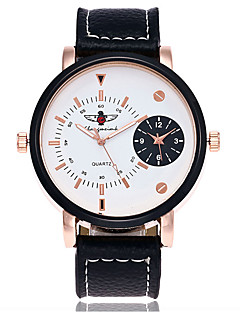 Herrn Sportuhr Militäruhr Modeuhr Armbanduhr Einzigartige kreative Uhr Armbanduhren für den Alltag Chinesisch Quartz Großes Ziffernblatt
