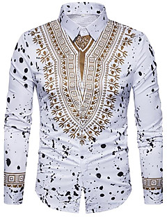 edf84d49787 levne Pánské košile-Pánské - Etno Cikánský Košile