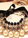 Pentru femei Coliere Κολιέ με Πέρλες Bijuterii Perle Festival/Sărbătoare de Mireasă Bijuterii Pentru Nuntă Ocazie specială Zi de Naștere