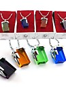 Bijoux Inspiré par Sword Art Online Cosplay Anime Accessoires de Cosplay Colliers Bleu / Orange / Violet / VertAlliage / Gemmes