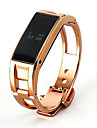 Mode kvinnor armband d8 bluetooth smartwatch armband för android ios smart telefon bästa present