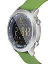 hhy ex18 smart klocka armband nyheter push ljuskälla professionell stoppur 50 meter super vattentät