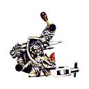 preiswerte Tattoo-Maschinen-Professionelle Tattoo Maschine - Spulen Tattoo-Maschine Professionell Hohe Qualität, formaldehydfrei Aleación Handgemacht