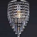 tanie Przemywać Światła NAŚCIENNEGO-Kryształ Nowoczesny Salon Światło ścienne 110-120V / 220-240V