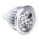 abordables Luces LED de 2 Pin-5 W 400-500 lm GU5.3(MR16) Focos LED MR16 5 Cuentas LED LED de Alta Potencia Blanco Cálido 12 V
