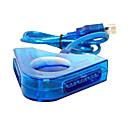 baratos Pen Drive USB-psx duplo para controlador usb adaptador conversor para pc ps2