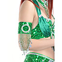 cheap Dance Accessories-Dance Accessories Jewelry Women's Performance Polyester Beading / Sequin