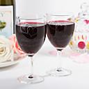 Χαμηλού Κόστους Προσκλητήρια Γάμου-Δεν Εξατομικεύεται Υλικό Άλλα Αξεσουάρ Γάμου Ποτήρια Ζεύγος Γάμου Πάρτι Οικιακής σίτισης Πάρτι / Βράδυ