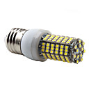 cheap LED Bulbs-6000lm E26 / E27 LED Corn Lights T 138 LED Beads SMD 3528 Natural White 220-240V