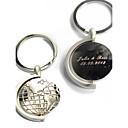 זול מזכרות מחזיקי מפתחות-חופשה נושא קלאסי מצדדים במחזיק מפתחות חומר פלדת על חלד מזכרות מחזיקי מפתחות אחרים מחזיקי מפתחות - 4 כל העונות