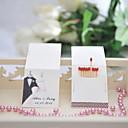 preiswerte Hochzeit Dekorationen-Hochzeitsfeier Hartkartonpapier Fasergemisch Hochzeits-Dekorationen Klassisch Ganzjährig