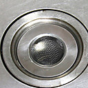 abordables Audio & Vidéo-3.5cm évier inox évier crépine évier de cuisine poubelle crépine vidange bouchon