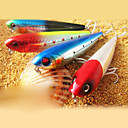 cheap Fishing Lures & Flies-1 pcs Hard Bait Pencil Fishing Lures Pencil Hard Bait Hard Plastic Sea Fishing Freshwater Fishing
