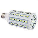 cheap Wall Sconces-15W 6500lm E26 / E27 LED Corn Lights 86 LED Beads SMD 5050 Natural White 110-130V 220-240V