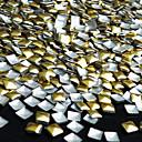 preiswerte Nagel Strass & Dekorationen-50 pcs Glitzer Nagel-Kunst-Kit Nail Schmuck Nagel Kunst Maniküre Pediküre Alltag Punk / Hochzeit / Modisch / Nagelschmuck / Metal
