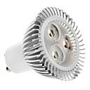 hesapli LED Spot Işıkları-2700 lm GU10 LED Spot Işıkları MR16 3 led Yüksek Güçlü LED Sıcak Beyaz AC 100-240V