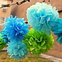 olcso Esküvői dekoráció-Esküvő / Parti / Menyegző Vegyes anyag Esküvői dekoráció Virágos téma / Klasszikus téma Tél Tavasz Nyár Ősz Minden évszak