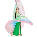 baratos Adesivos de Parede-Acessórios de Dança Acesssórios de Palco Mulheres Treino Poliéster