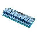 ieftine Module-8-canale 5V releu modul scut pentru (pentru Arduino)