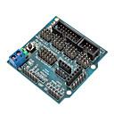 preiswerte Hauptplatine-kompatibel (für Arduino) Sensorabschirmung v5.0 Sensor-Erweiterungsplatine