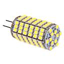 preiswerte LED Glühbirnen-400 lm G4 LED Mais-Birnen T 118 LED-Perlen SMD 5050 Kühles Weiß 12 V