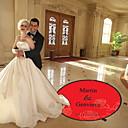 Χαμηλού Κόστους Προσκλητήρια Γάμου-Γαμήλιο Πάρτι PVC Μεικτό Υλικό Διακόσμηση Γάμου Θέμα Κήπος / Άνθινο Θέμα / Κλασσικό Θέμα Χειμώνας Άνοιξη Καλοκαίρι Φθινόπωρο Όλες οι