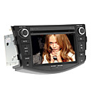 cheap Car DVD Players-7 inch Windows CE 6.0 GPS / Touch Screen / Built-in Bluetooth for Toyota Support / iPod / RDS / Steering Wheel Control / Subwoofer Output / Games