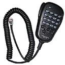 baratos Walkie Talkies-YAESU MH-48A6J Microfone de mão com botões digitais para FT-7800R / FT-8800R / FT-8900R - Preto
