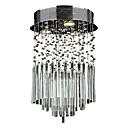 abordables Luces de Techo-QINGMING® Montage de Flujo Luz Ambiente Galvanizado Metal Cristal 110-120V / 220-240V Bombilla no incluida / GU10