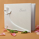 cheap Wedding Invitations-Guest Book Resin / Polyester Garden Theme With Guest Book