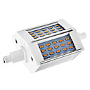 cheap LED Bulbs-12W 550-580 lm R7S LED Corn Lights T 48 leds SMD 3014 Dimmable Warm White AC 220-240V