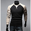 abordables Collares-Hombre Moderno Sudadera Bloques