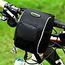 preiswerte Fahrradlenkertaschen-FJQXZ Fahrradlenkertasche Wasserdicht, Rasche Trocknung, tragbar Fahrradtasche Nylon / 600D Polyester Tasche für das Rad Fahrradtasche Radsport / Fahhrad