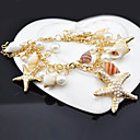 cheap Bracelets-Women's Charm Bracelet - Shell Bracelet For Party / Daily