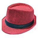 זול סטים של תכשיטים-כובע קש / כובע שמש - אחיד וינטאג' בגדי ריקוד גברים
