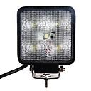 abordables Bombillas LED-Coche Bombillas 15W LED de Alto Rendimiento Luz de Trabajo