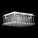 preiswerte Einbauleuchten-4-Licht Unterputz Raumbeleuchtung - Kristall, 220-240V Glühbirne nicht inklusive / 10-15㎡ / E12 / E14