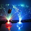 preiswerte Bahn Lichter-LED-Nachtlicht Wasserfest Batterie Acryl 1 Lampe Keine Batterien enthalten 11.0*11.0*34.0cm