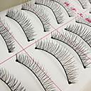 halpa Tekoripset-Silmäripsi Meikkausvälineet Tekoripset Meikki Silmäripsi Päivittäin Arkipäivän meikki Suurennettu Luonnollinen kosmeettinen Hoitotarvikkeet