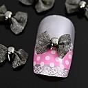 voordelige LED-spots-Schattig Nagel kunst Manicure pedicure Metaal Fruit / Bloem / Abstract Dagelijks / Cartoon / Kynsien korut