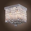 billige Hengelamper-Takplafond Omgivelseslys Krystall, Mini Stil 110-120V / 220-240V Pære ikke Inkludert / E12 / E14