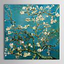 halpa Öljymaalaukset-Maalattu Kuuluisa Neliö,Moderni Perinteinen European Style 1 paneeli Kanvas Tulosta Art For Kodinsisustus