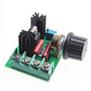 cheap Modules-2000W SCR Voltage Regulator Module / Dimming / Motor Speed Controller / Thermostat